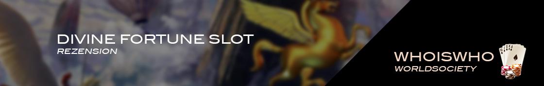 Divine Fortune Slot Rezension